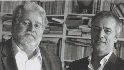 Jean Watin-Augouard et Franck Jaén