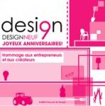 Design 9, Hommage aux entrepreneurs et aux créateurs (2009)
